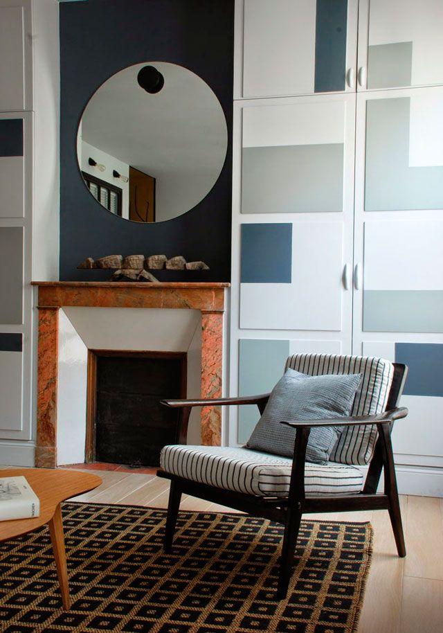 5 designlessen uit een Parijs\' appartement van 30m2 | ELLE ...