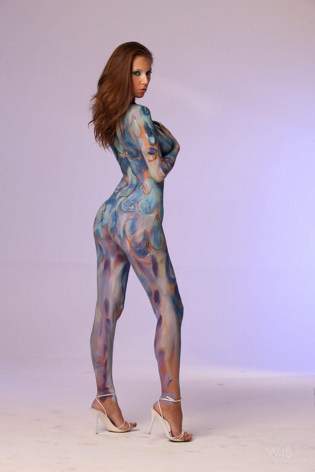 Body Painting | Body painting, Girl body, Girl