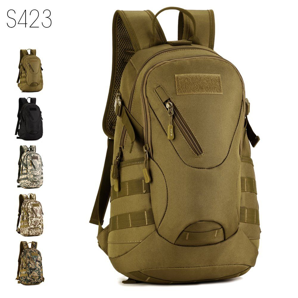 FLYHAWK Tactical Molle Best Backpacks,Outdoor Travel Gear Hiking ...