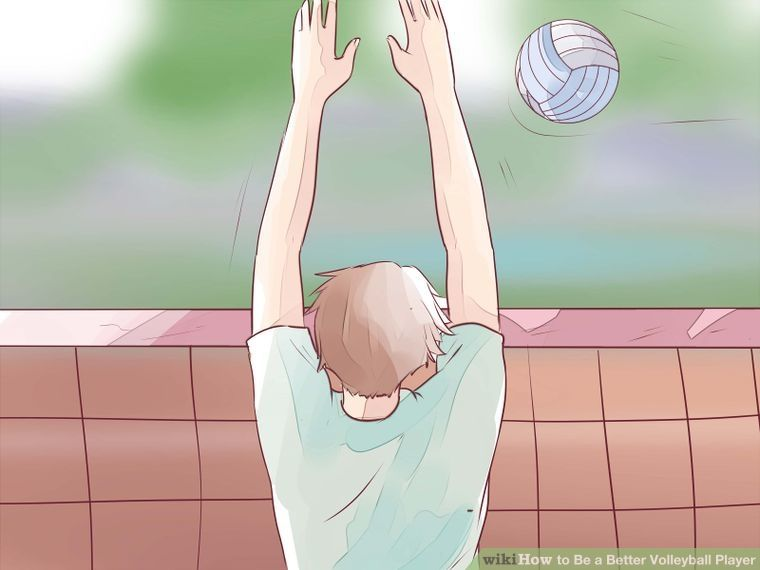 Image titled Be a Better Volleyball Player Step 5