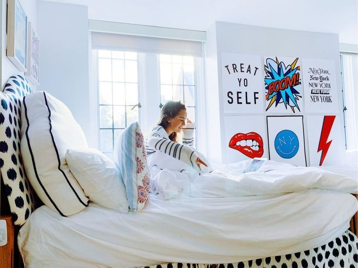 21 Of The Best Decorated Dorm Rooms That'll Instan