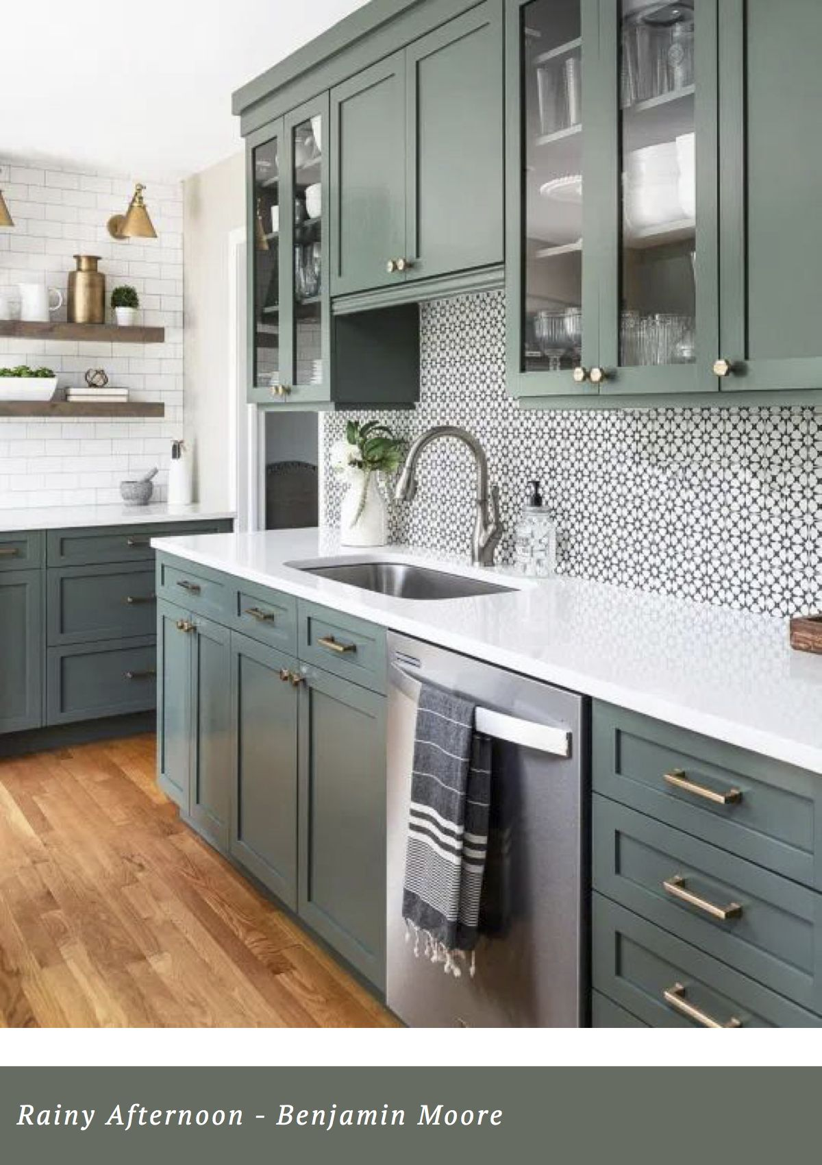 Kitchen Series Going Green   In Honor Of Design in 9   Green ...