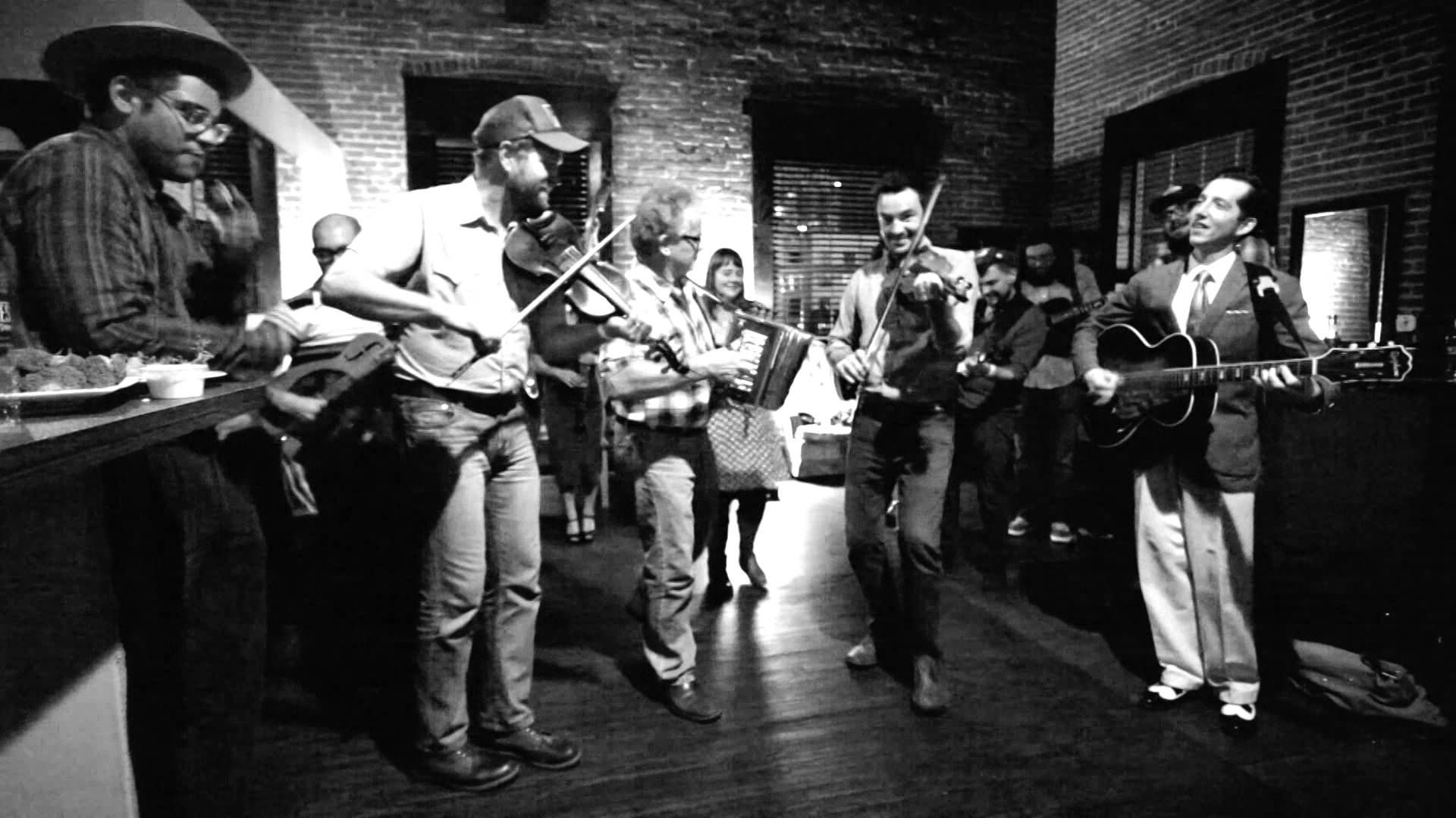 Mama Don T Allow Live Backstage Pokey Lafarge S Central Time Tour American Folk Songs Folk Song Concert