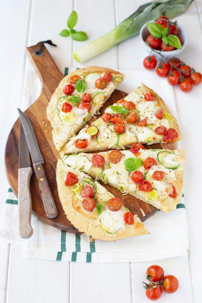 Photo of Pizza alla quinoa senza glutine fatta in casa | Mamma Gy
