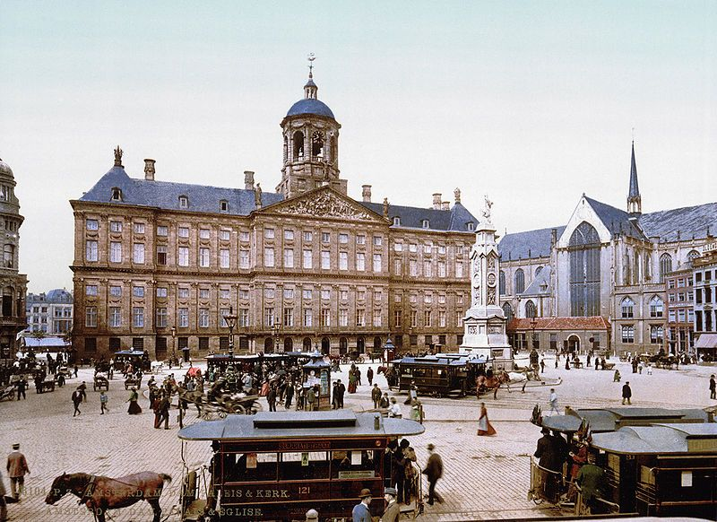Palace on the Dam, between 1890 and 1900