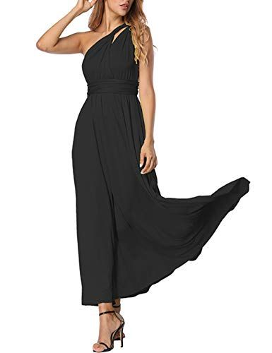 09837a4fa6d Get £9.99 FeelinGirl Women s Convertible Wrap Multi Way Strap Party Long  Maxi Dress  MaxiDress Now!  Convertible  Dress  FeelinGirl  Long  Maxi   MaxiDress ...