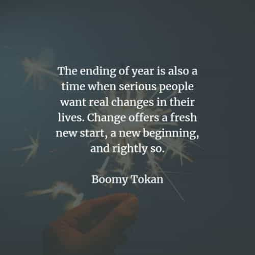 60 Happy New Year quotes that will inspire you positively