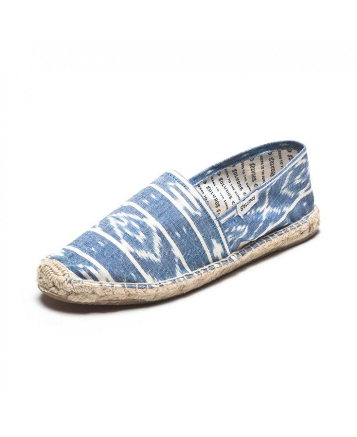 Ikat Soludos Espadrilles. The other ikat colors are really cute too! $42