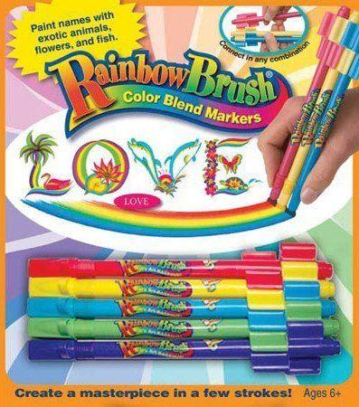 Rainbowbrush 5 Marker Refill Pack By Rainbowbrush 14 90 No More
