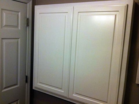 Qwik Paint Kitchen Cabinets Before And After