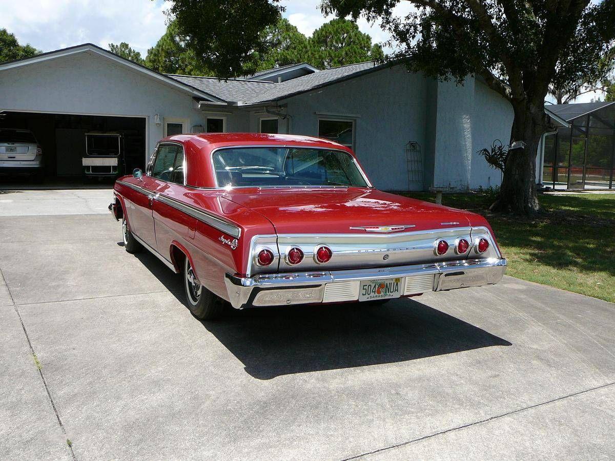 1962 Chevrolet Impala Ss 409 For Sale 1742394 Hemmings Motor