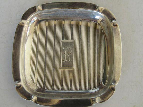 Punctual Vintage Unique Hand-blown Glass Art Bowl/ Ashtray Other Art Glass Art Glass