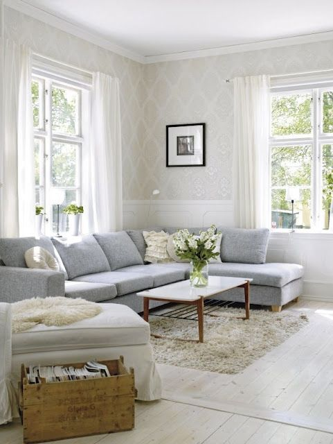 """no-color white & neutral..."" I couldn't do it! Haha beautiful lay out and ideas. :)"