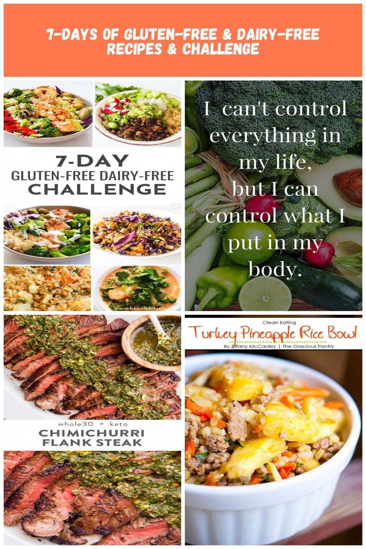7 day no grain no dairy diet