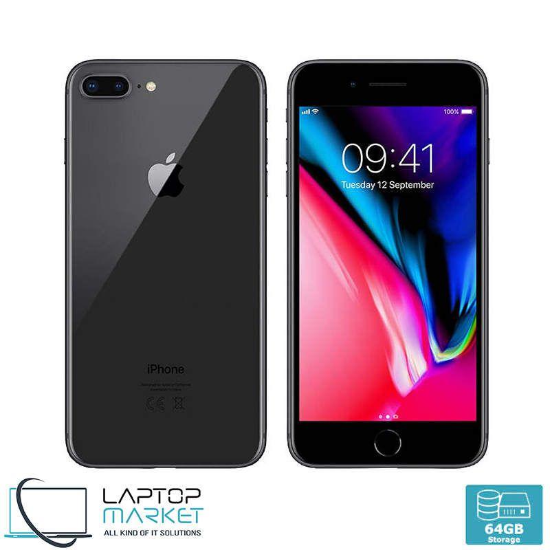 Apple Iphone 8 Plus 64gb Black Unlocked 3gb Ram Dual 12mp Cam Iphone Apple Iphone Iphone 8