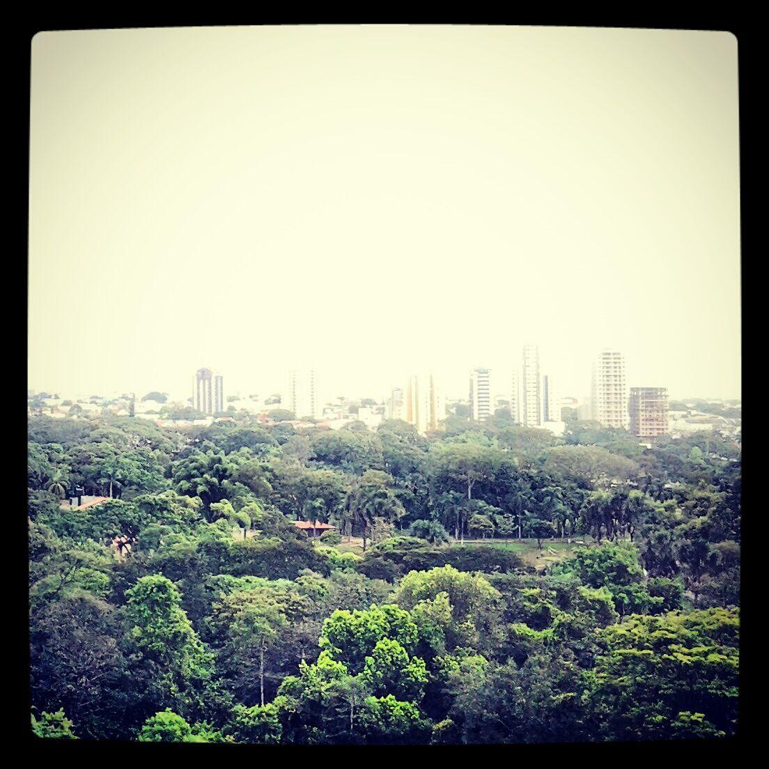 Vista de casa - Goiania/GO/Brasil