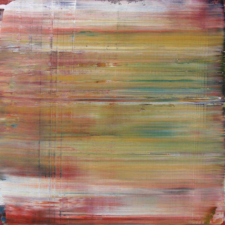 abstract N° 1065, Koen Lybaert, oil on canvas, #art