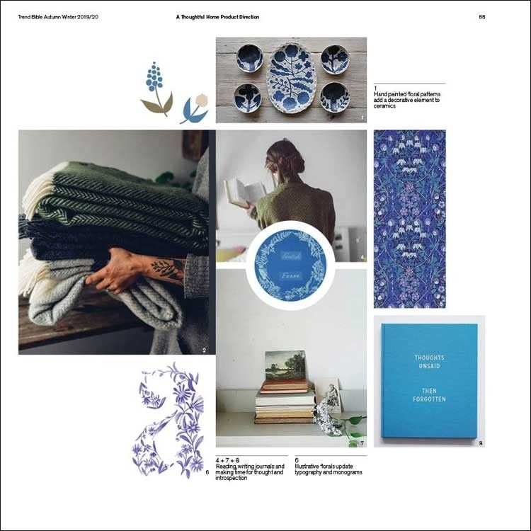 Trend Bible Home & Interior Trends AW 20192020
