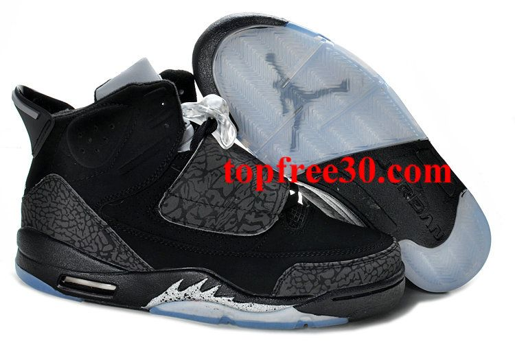 huge discount 0627b 72f4e topfree30.com for nikes 50% OFF - Air Jordan Son of Mars Black Grey Men s  Shoes