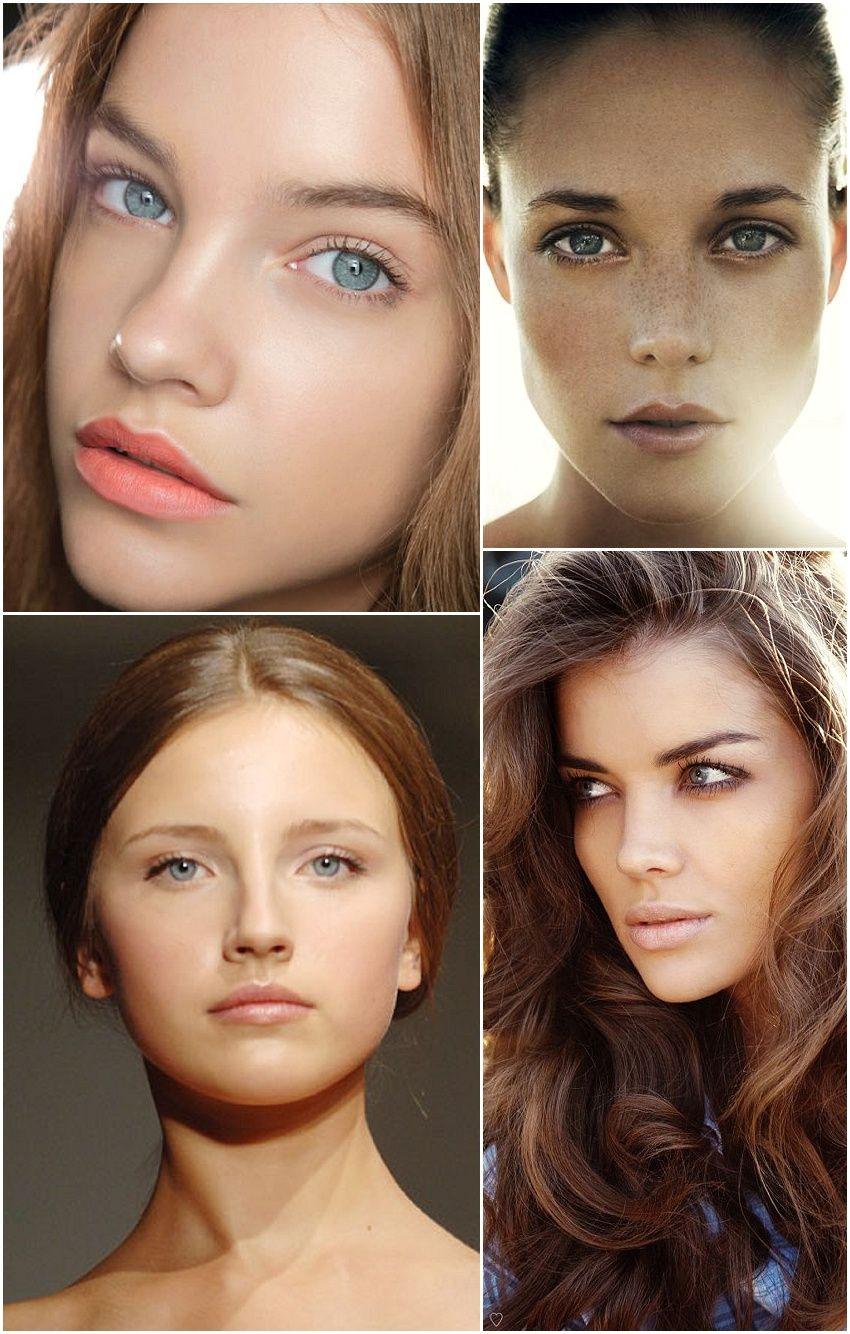 Natural eye make up for brides