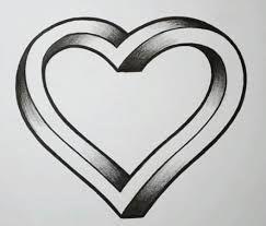 Los Mejores Corazones Hechos A Lapiz Por Artistas Dibujos De Corazones Dibujos Geniales De Arte Dibujos De Amor