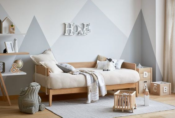 Small Children's Room Ideas to Solve Lack of Space images
