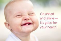 kids smile quotes   Google Search | A smile is worth  | Baby
