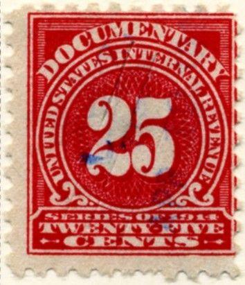 Internal Revenue Stamps