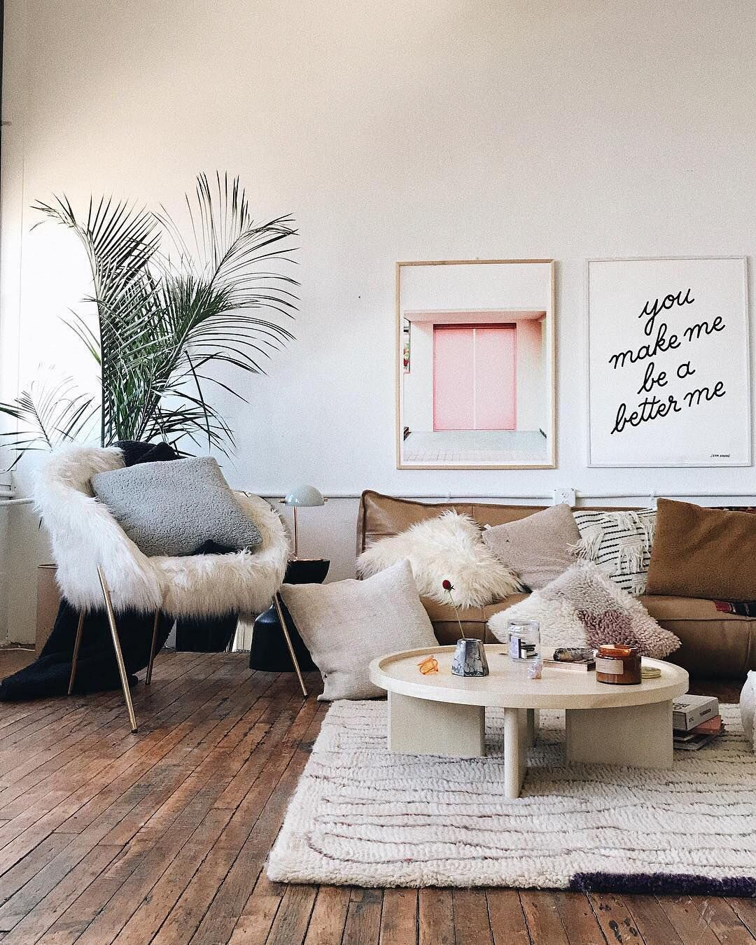 Bon Urban Outfitters Talia White Fuzzy Chair Cozy Living Room Ideas, Home Decor