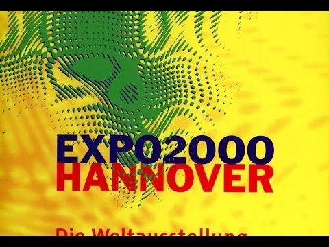 Expo 2000 Werbung mit Verona Pooth und dem leider schon verstorbenen Sir Peter Ustinov • Leider keine gute Qualität, aber sonst nicht mehr zu finden!
