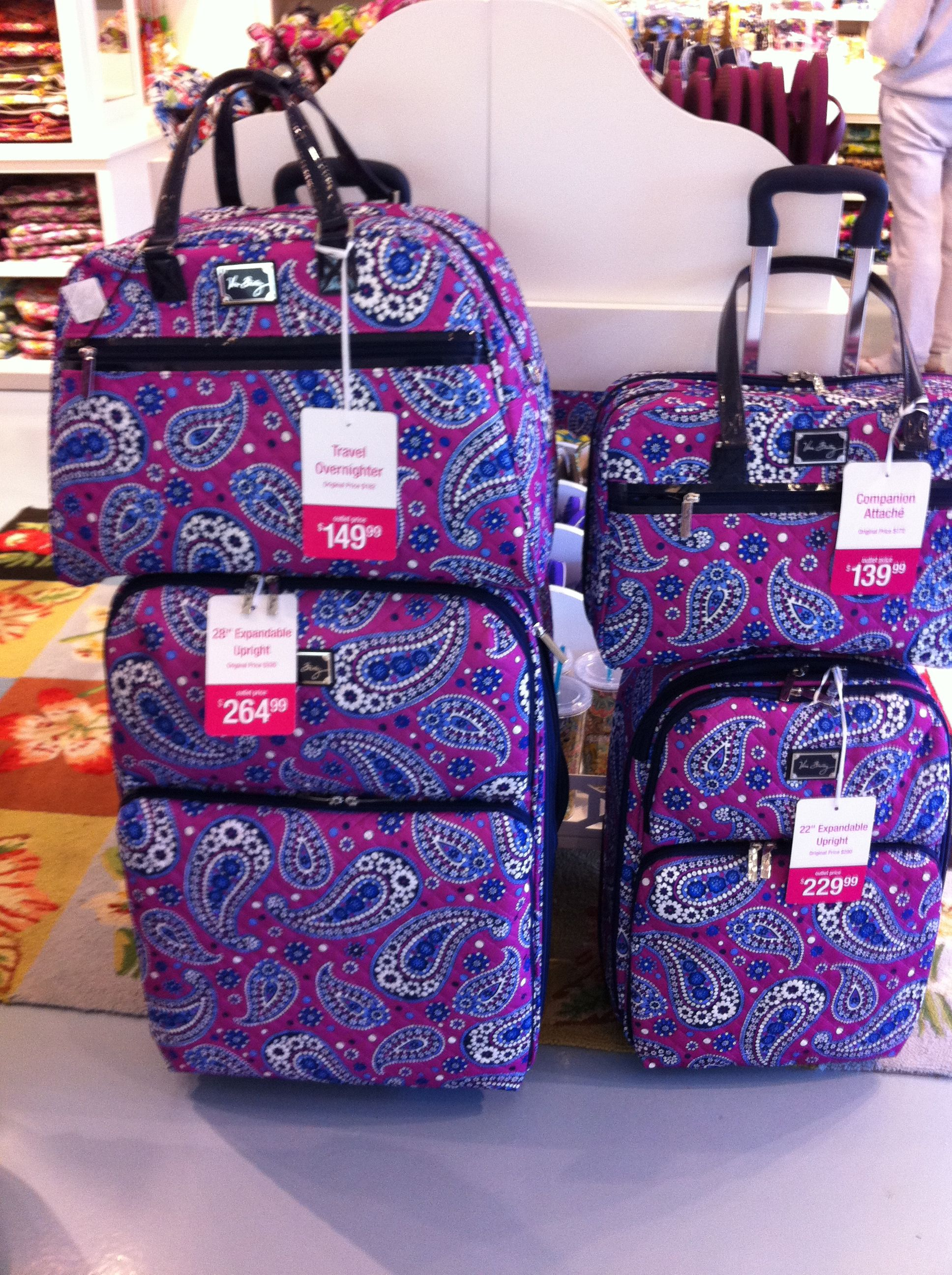 5da77f5012 At the Vera Bradley outlet store at the Prime Outlets in Grove City ...