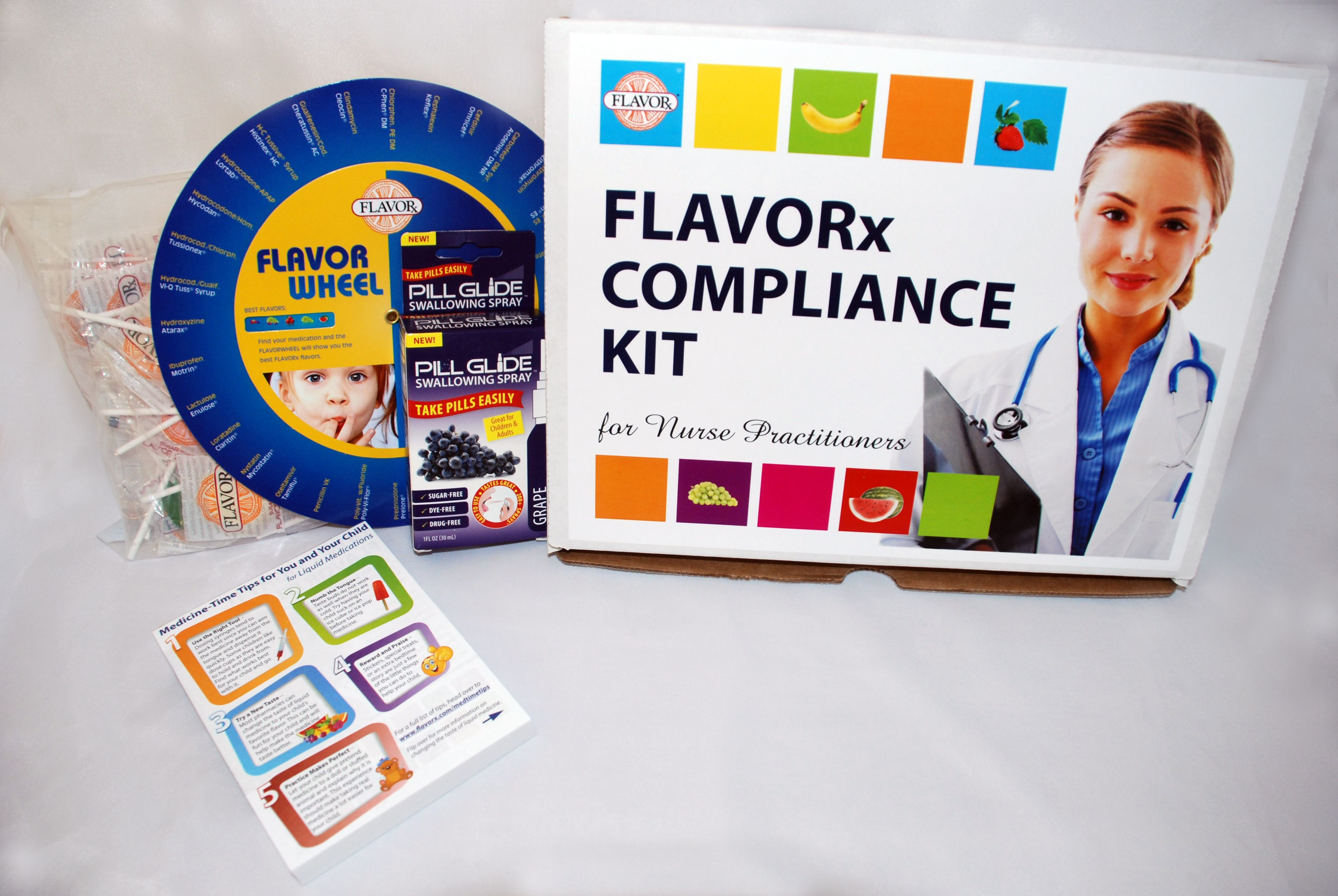 Free Pediatric Adherence Kit from FLAVORx! At FLAVORx, we