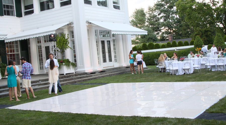 Dance Floor 4 X White Indoor Outdoor Awesome