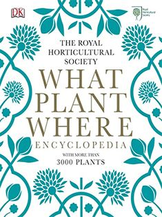RHS What Plant Where Encyclopedia (With images ...