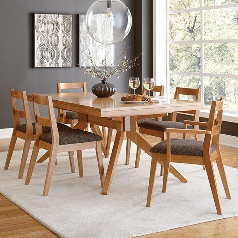 kitchen collection outlet coupon sonora dining table dining collection furniture made in usa available at amish oak and cherry 8942