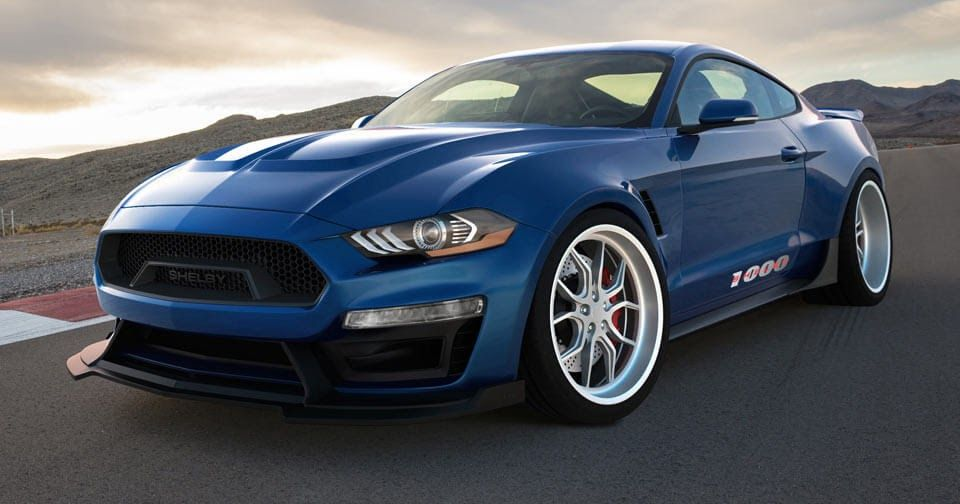 shelby unveils two insane ford mustangs at sema tuning pinterest rh pinterest com au