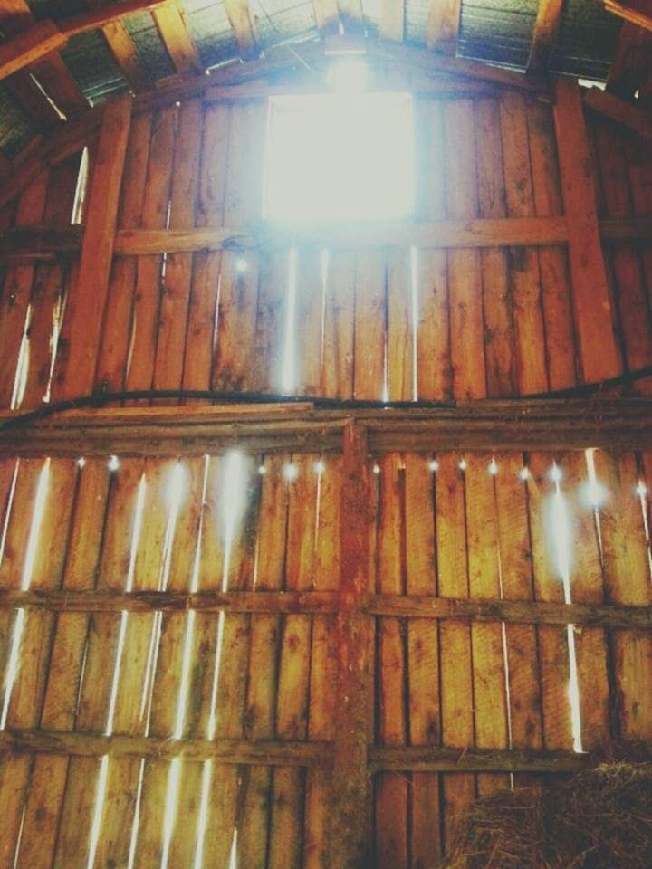 young lovers in the hayloft