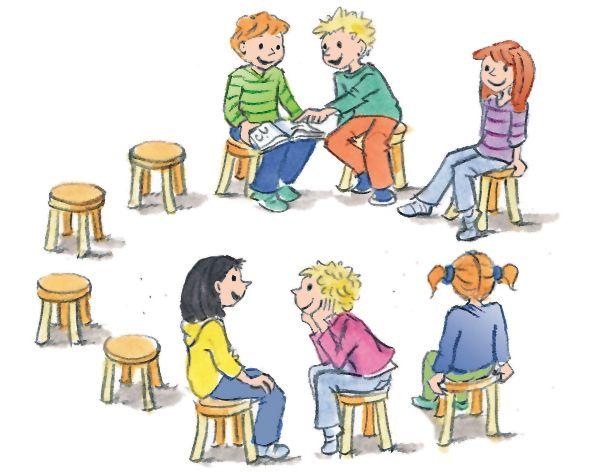 Spiele zum kennenlernen im kindergarten