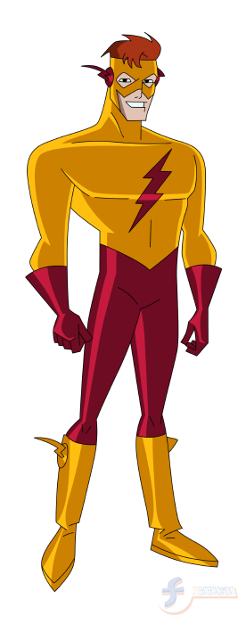 Kid Flash Justice League Unlimited By Jtsentertainment Justice League Unlimited Justice League Art Kid Flash