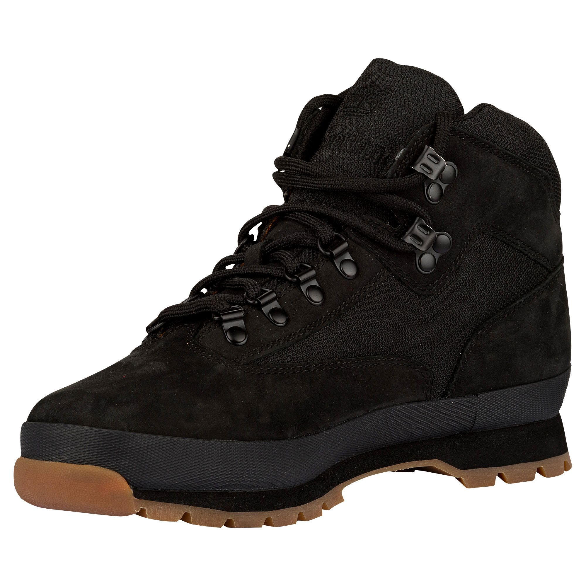 Timberland Euro Hiker Men's Shoes in 2019 | Timberland