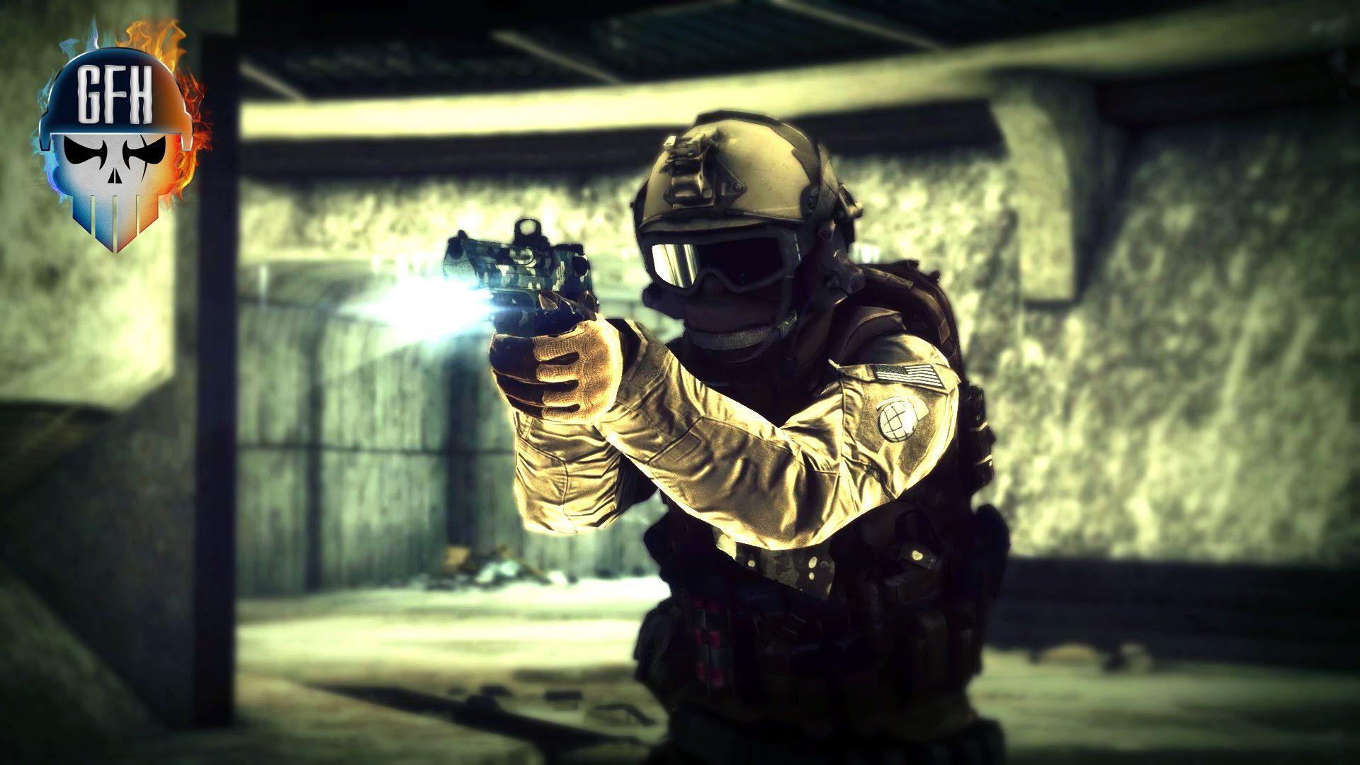 Battlefield 4 Desert Eagle 44 Cinematic Montage