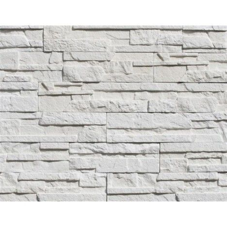 plaquette de parement askja en b ton blanc material pinterest plaquette de parement. Black Bedroom Furniture Sets. Home Design Ideas