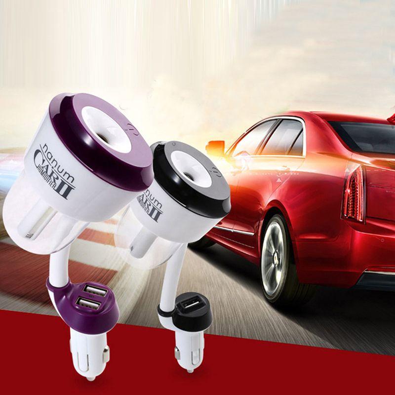 Terbaru Mobil Humidifier Udara Humidifier Aroma Diffuser