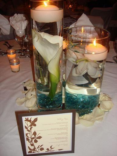 Cheap Wedding Reception Table Decorations
