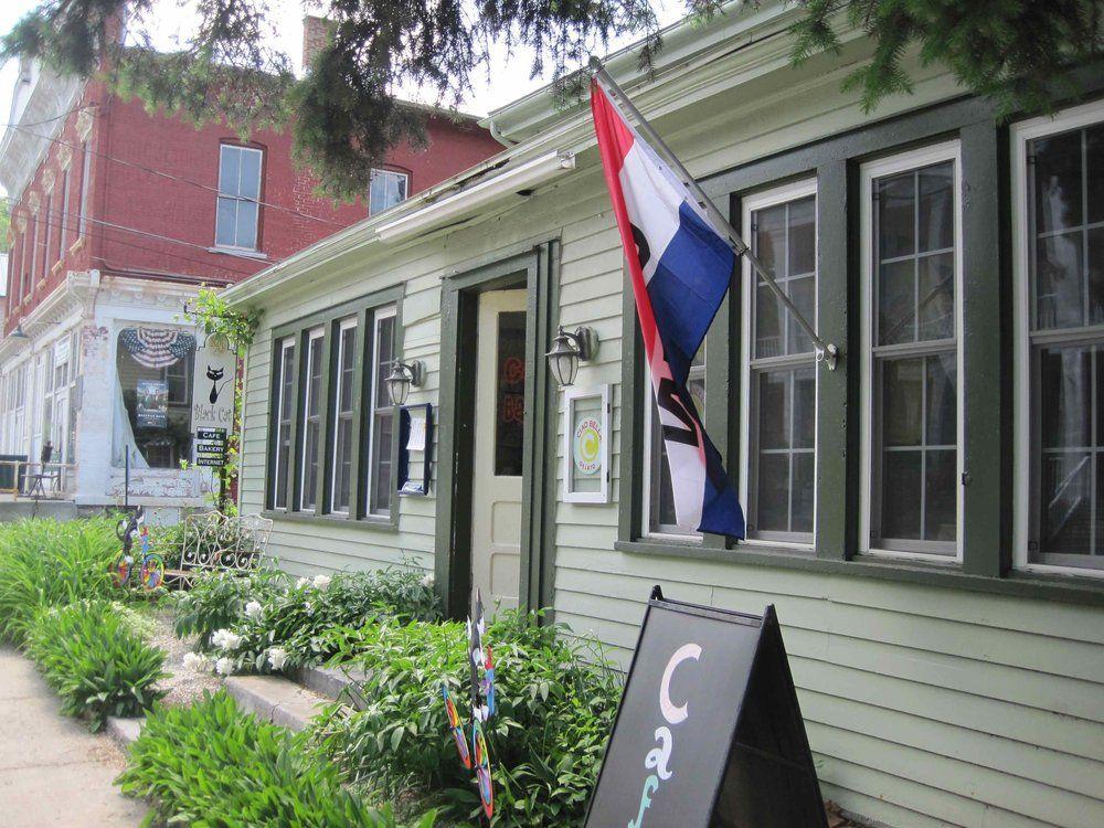 Black Cat Cafe and Bakery Sharon Springs, NY Yelp