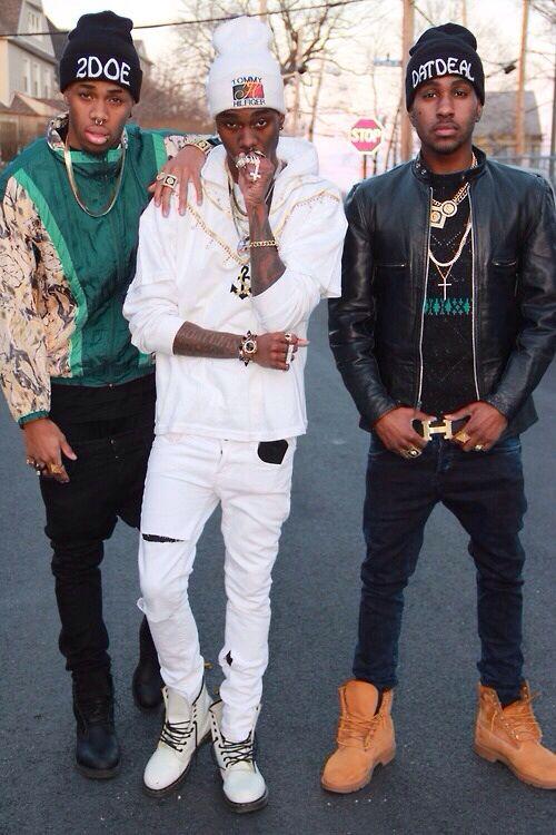 plain hip hop outfits guys 13