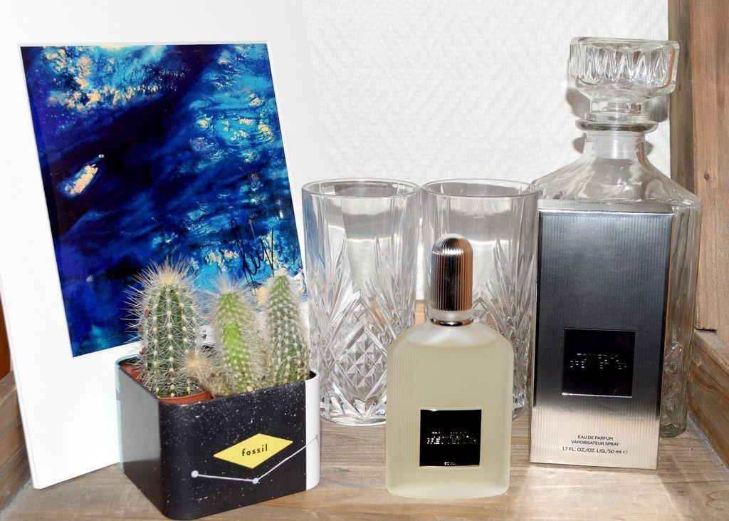 Grey vetiver de Tom Ford, un parfum homme élégant. Test & avis