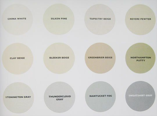 Neutral Green Paint Colors best neutral paint color ideas from thom filicia | neutral paint