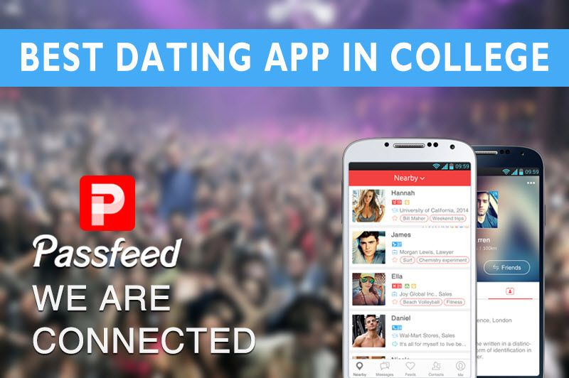 Passfeed the leading app finder for Parties and Dating
