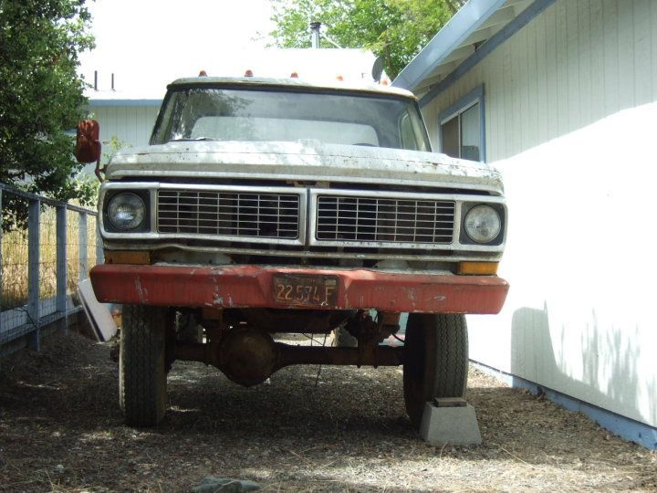 My Super Rare 1970 Ford F350 Napco 4x4 Ford Super Duty Trucks Ford Trucks Built Ford Tough